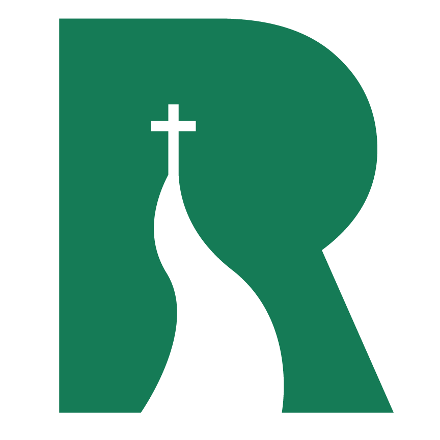 River of Life logo green