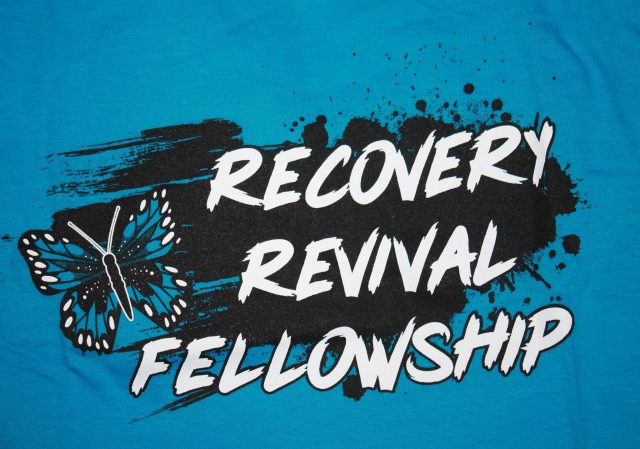 Recovery Revival Fellowship logo
